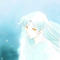 young Sesshomaru by MintKim