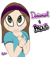Commission: Demi and Proud by Angiebutt