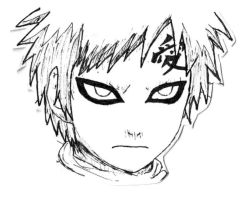 Gaara by forever-is-overrated