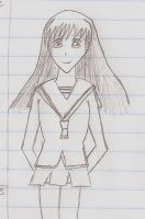 Tohru from Fruits Basket by Darkflameheart