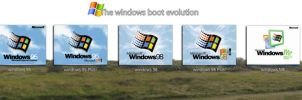 New Windows Boot Evolution by metrovinz
