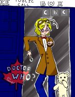 Doctor......who? by CaseyGraceJones