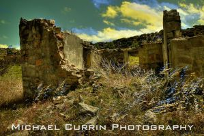 Simons Town ruins filtered HDR by TheSoftCollision