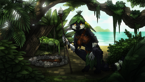 Trade - Companion by Mikaley
