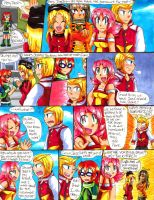 Megaman: S-H-D Manga Page 11 by Sonicbandicoot