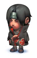 Uchiha Itachi by danimation2001