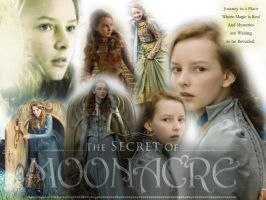 The Secret Of Moonacre Collage by xAdorkablexDorkx