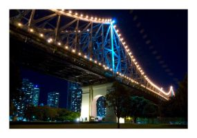 Brisbane city - Story Bridge by Cameron-Jung