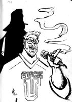 Kevin Smith by RpDub