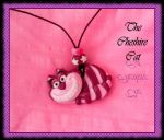 The Cheshire Cat necklace by Zianne-Stardust