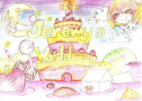 colored Jeremy's world by Claire1998