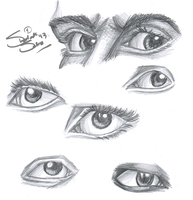 Eyes by Chrisily