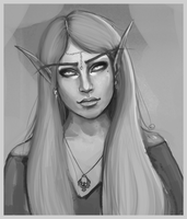 Blood elf by djari328