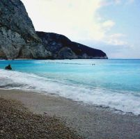Porto Katsiki - Leukada - Greece by AnnaBubblegum