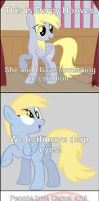 My thoughts on Derpy's changes. by RainbowCache