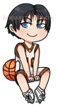 Takao Chibi by roseannepage
