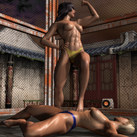 05 Amika vs Chanel Second Fight 317 by CalvadosJapan