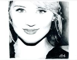 Dianna Agron by laurelly25