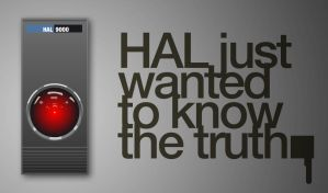 HAL just wanted the truth by tokenpt