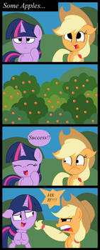 Some Apples... by Tan-007