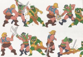 He-man and the masters of the Universe 03Nov2012 by AlexBaxtheDarkSide