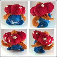 gloom plush by LRK-Creations