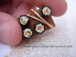Sushi Pin II by TheMiniatureBazaar