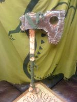 undead/nurgle champion axe without props by Carnosaur93