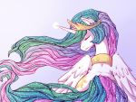 .:Princess Celestia:. by caninelove
