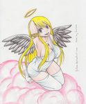 Lucy Angel by Juviaaa
