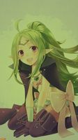 Fire Emblem - Nowi iPhone Wallpaper by Latios77