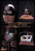 Copperface by Tempus-factoris