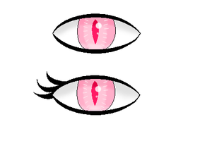 Weird Eyes (Sai) by someponyhere