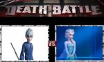 Jack Frost vs Queen Elsa Death Battle by Winged--Maned--Wolf