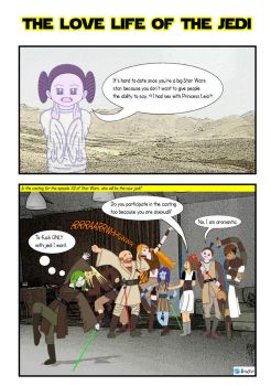 The love life of the jedi by RebbyCraft