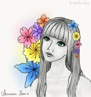 Thank You For The Colours by Azuumi-Hime
