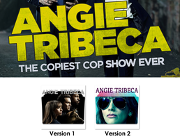 Angie Tribeca series folder icons by Vamps1