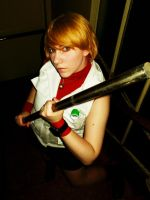 Heather Mason Silent Hill 3 Cosplay by LiryoVioleta