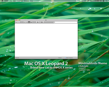 Mac OS X Leopard 2.11 Final by blitzr