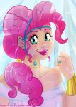 Human Crystal Pinkie by Glasmond
