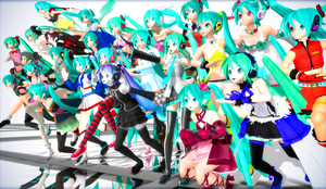The Last MMD Rendered Picture by Sena-Mei-Draw