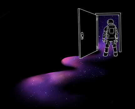 Give Me Space by DailyAvatar
