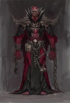Evil Wizard by dimelife