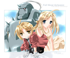 +full metal alchemist+ by yukifuri