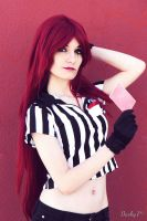 Katarina Red Card Cosplay [4] by LadyNoa