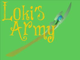 loki's army by BlindAcolyte