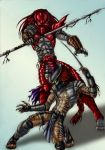 Predator father and son final by ashion