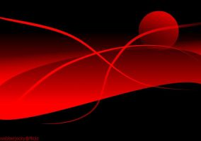 Black and Red Wallpaper by nectar666