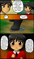 Childhood Preview pg2 by LazyOrca