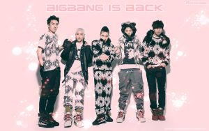 Big Bang Comeback Wallpaper2 by XxDark-ValentinexX